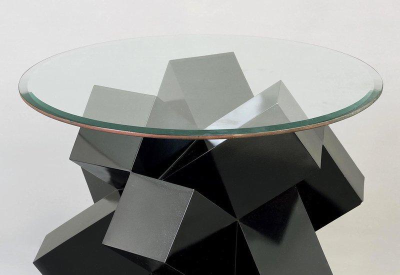 Asterisk coffee table aurum treniq 2