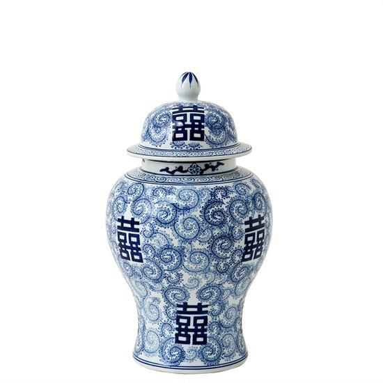 Chinese bue vase   eichholtz glamour eichholtz by oroa treniq 1 1506616114605