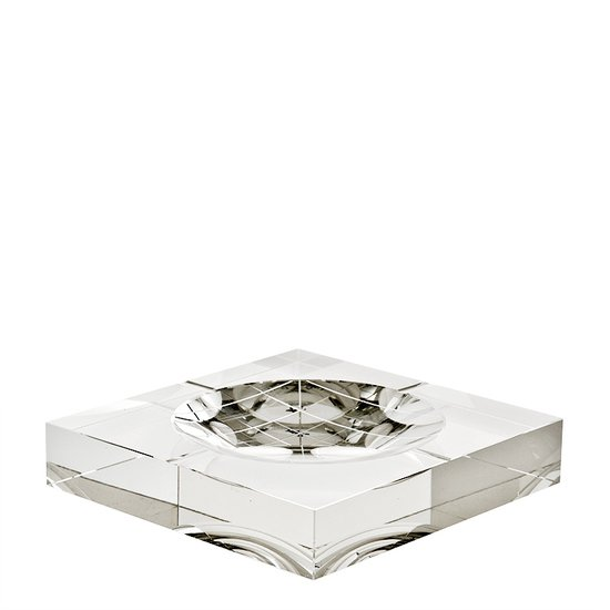 Glass ashtray   eichholtz alessandro eichholtz by oroa treniq 1 1506634758973
