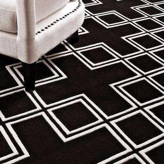 Eichholtz caton rug   black (6x8) eichholtz by oroa treniq 1 1506663370085