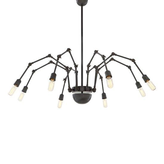 Bronze chandelier   eichholtz spider eichholtz by oroa treniq 1 1506665196301