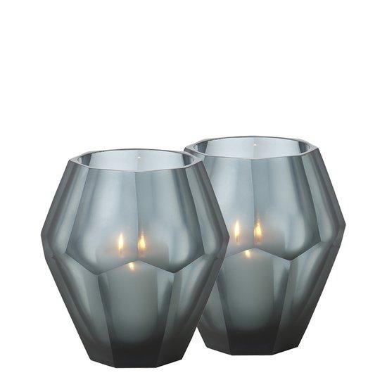 Blue candle holder (set of 2)   eichholtz okhto eichholtz by oroa treniq 1 1506839323792