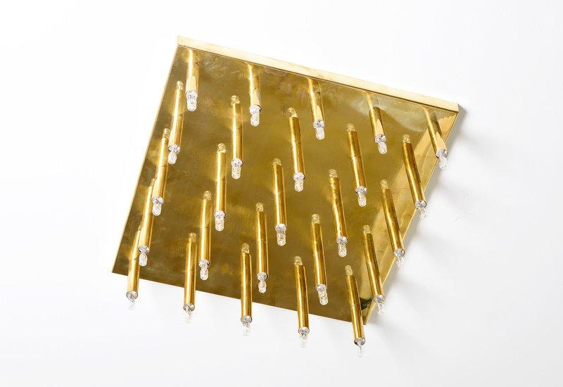 Sputnik ceiling lamp aurum treniq 1