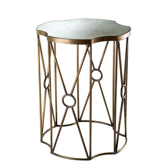 Glass side table (set of 2)   eichholtz sun eichholtz by oroa treniq 1 1506842632720
