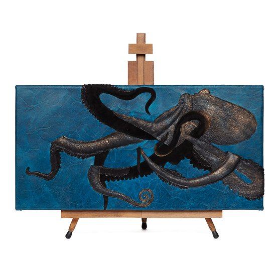 Giant octopus wall panel icastica studio treniq 1 1506880901437