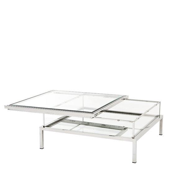 Steel square coffee table   eichholtz harvey eichholtz by oroa treniq 1 1506904751640