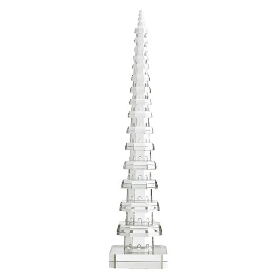 Glass pagoda decor   eichholtz eichholtz by oroa treniq 1 1506906511505