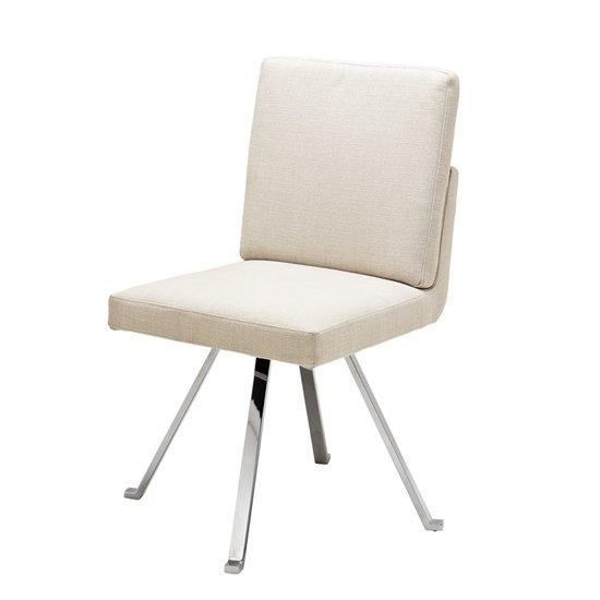 Beige dining chair   eichholtz dirand eichholtz by oroa treniq 1 1506907683238
