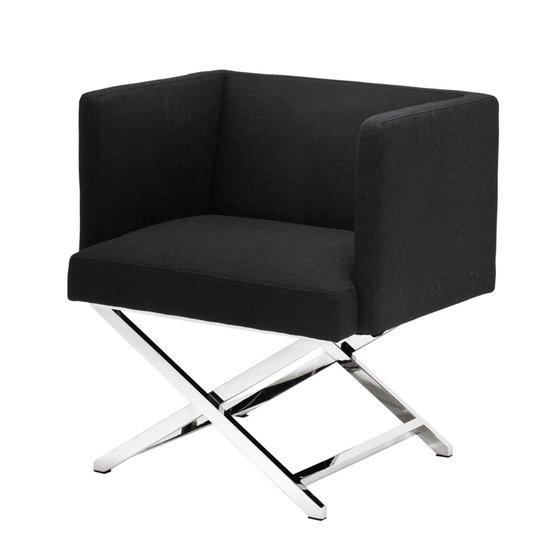 Black living room chair   eichholtz dawson eichholtz by oroa treniq 1 1506908297506