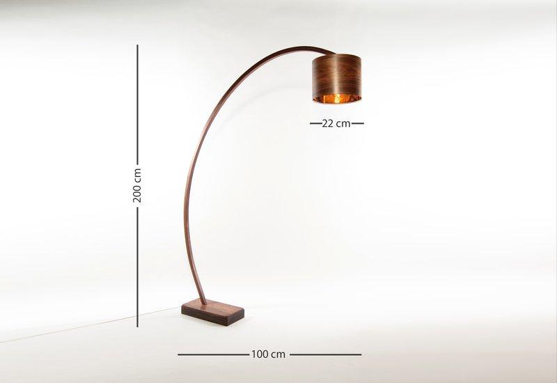 Arc lamp stand 5