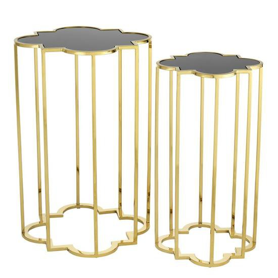 Gold side table (set of 2)   eichholtz concentric eichholtz by oroa treniq 1 1506918300515