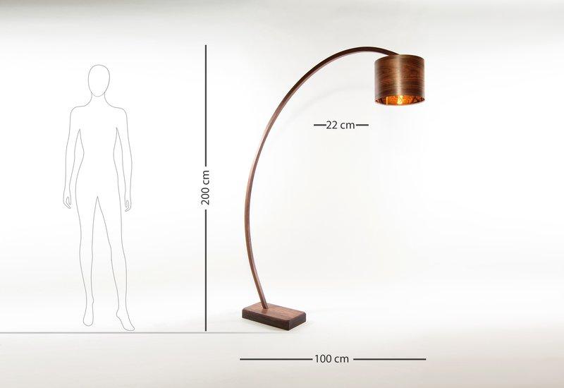 Arc lamp stand 6