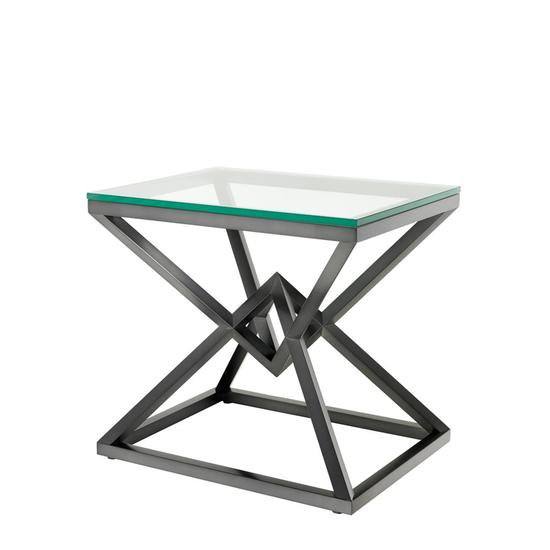 Bronze side table   eichholtz connor eichholtz by oroa treniq 1 1506961804068