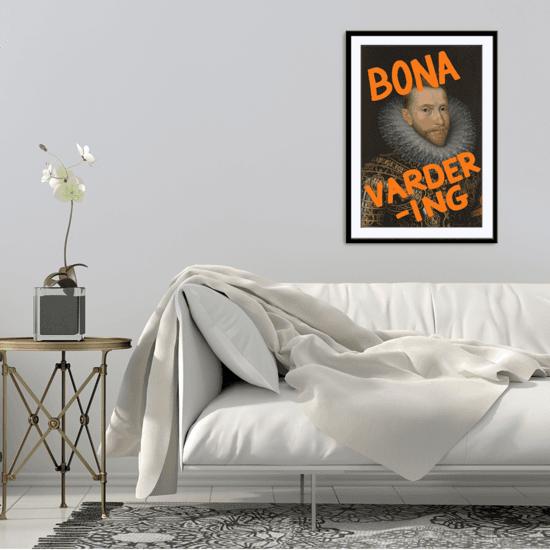 Bona vardering framed print prince   rebel treniq 1 1506966972260