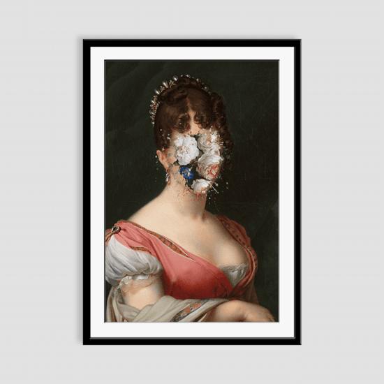 Horticultural hortense framed print prince   rebel treniq 1 1506967318283