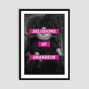 Delusions-Of-Grandeur-Framed-Art-Print_Prince-&-Rebel_Treniq_0