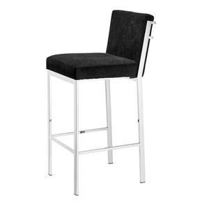 "Black-Bar-Stool-30""-