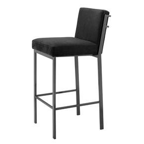 "Black-Bar-Stool-26""-