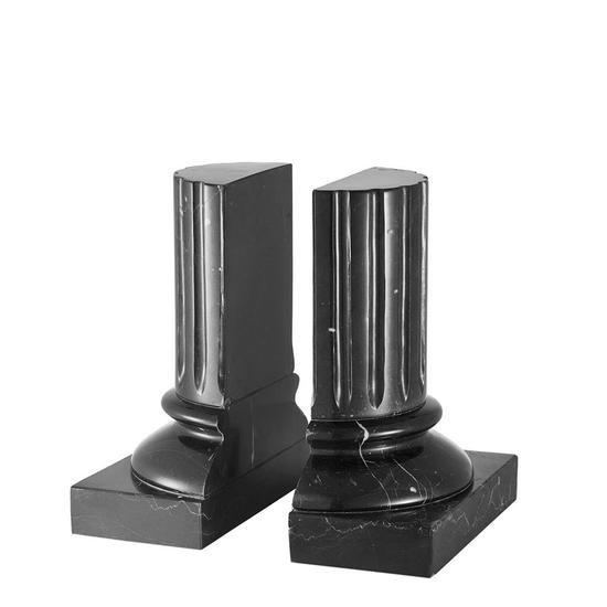 Black marble bookends (set of 2)   eichholtz rival eichholtz by oroa treniq 1 1506987868929