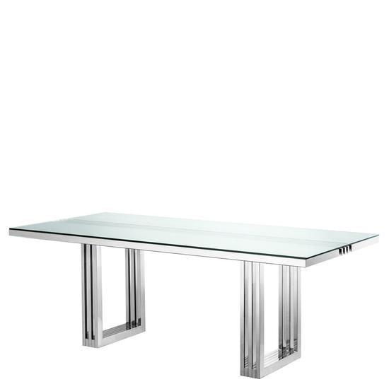 Rectangular dining table eichholtz garibaldi eichholtz by oroa treniq 1 1506988850487