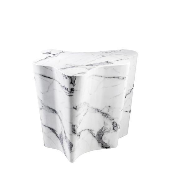 White marble side table   eichholtz sceptre eichholtz by oroa treniq 1 1506991079152