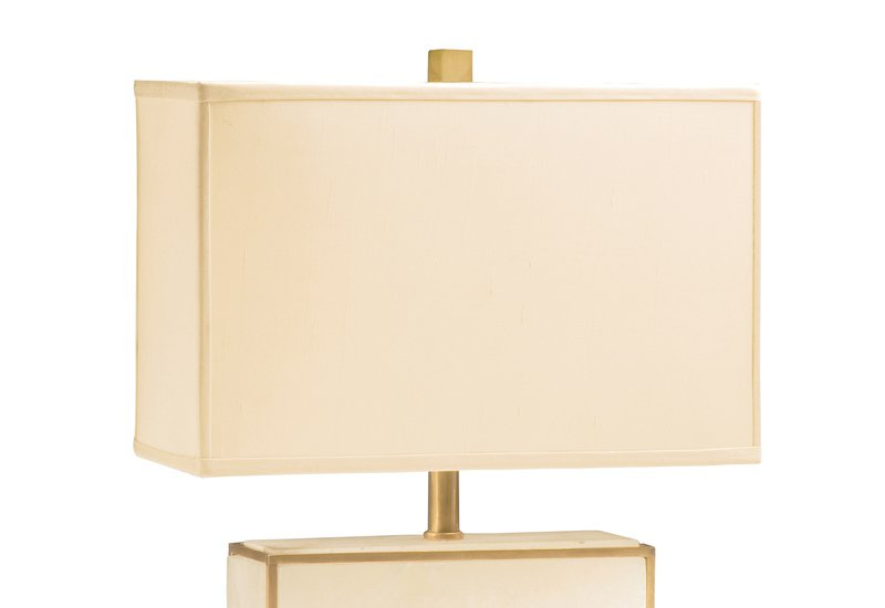 Alabaster table lamp decorative crafts treniq 2