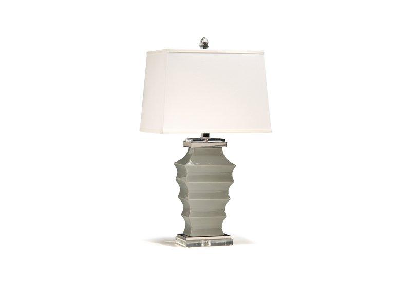 Ceramic table lamp decorative crafts treniq 1