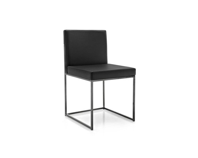 Even plus wood   leather chair by calligaris fci london treniq 1 1507713783391
