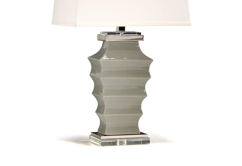Ceramic table lamp decorative crafts treniq 3
