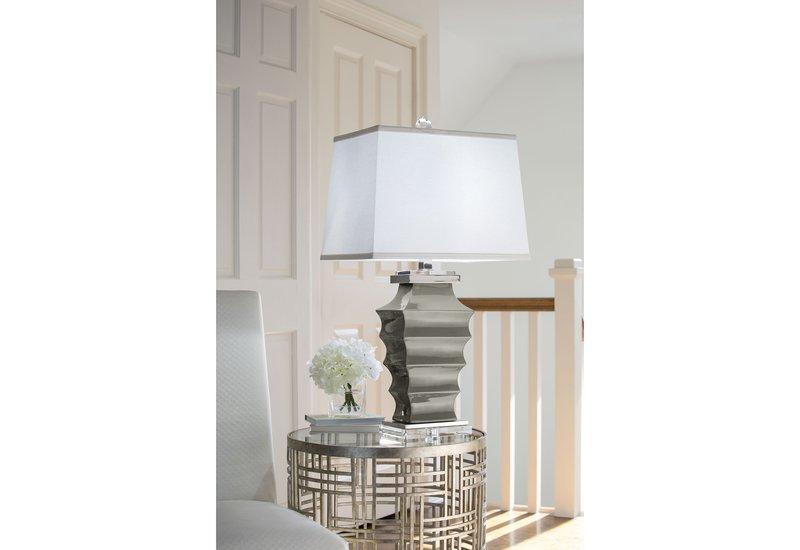 Ceramic table lamp decorative crafts treniq 4