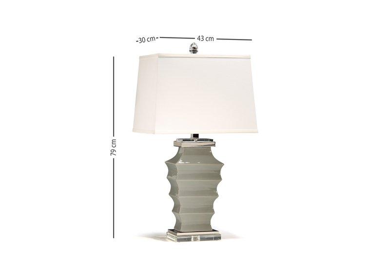 Ceramic table lamp decorative crafts treniq 5