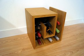 Square-Spiral-9-Wine-Rack-|-Handmade-Oak-Or-Walnut-Bar-Storage_Liv-Cornall-Design_Treniq_0