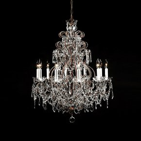 Crystal Chandelier - Decorative Crafts - Treniq