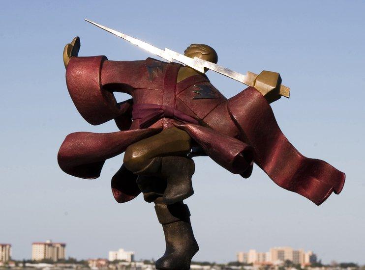 The galactic samurai nina winters sculptures treniq 1 1507933316244