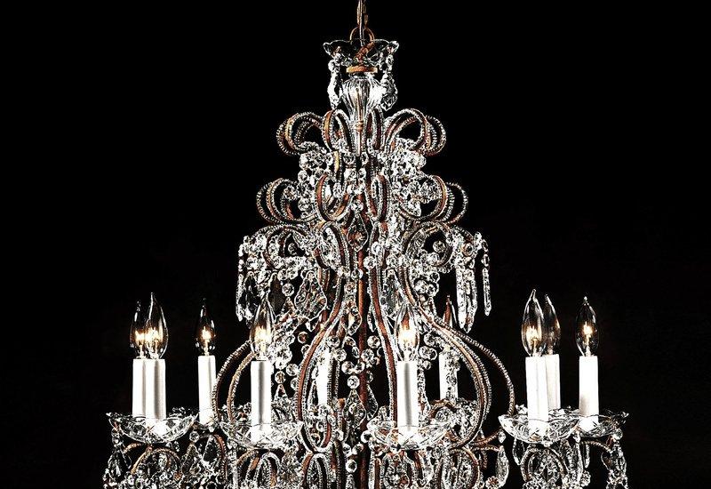 Crystal chandelier decorative crafts treniq 2