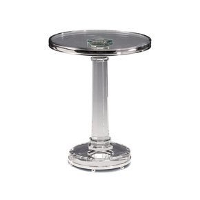 Crystal Side Table - Decorative Crafts - Treniq