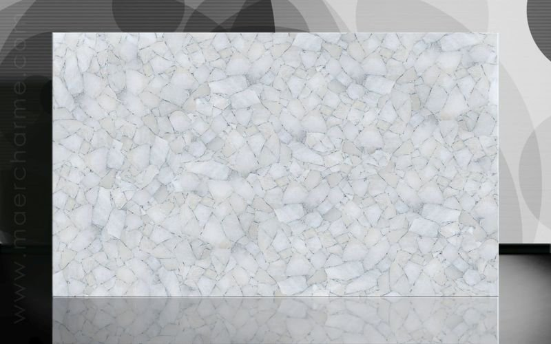 Quartz white with silver maer charme treniq 1 1508147359713