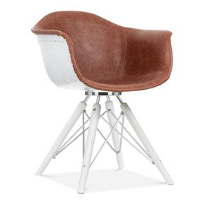 Cult-Design-Moda-Aviator-Armchair-Cd3,-Faux-Leather_Cult-Furniture_Treniq_0