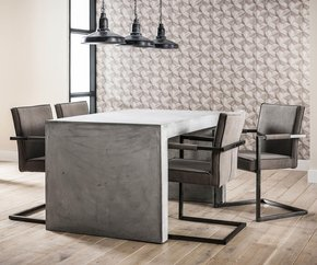 Large-Polished-Concrete-Table_Elderflower-Lane_Treniq_0