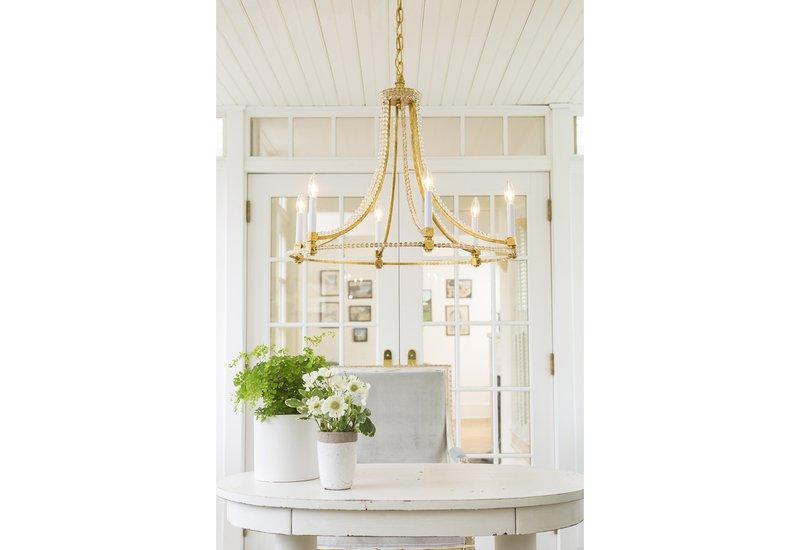 Slender chandelier decorative crafts treniq 5