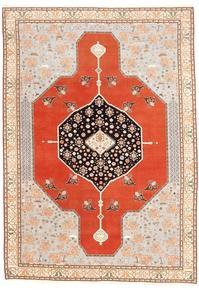 "Semi-Antique-Turkish-Serapi-Rug-(8'7""X-12')_Nasser-Luxury-Rugs_Treniq_0"