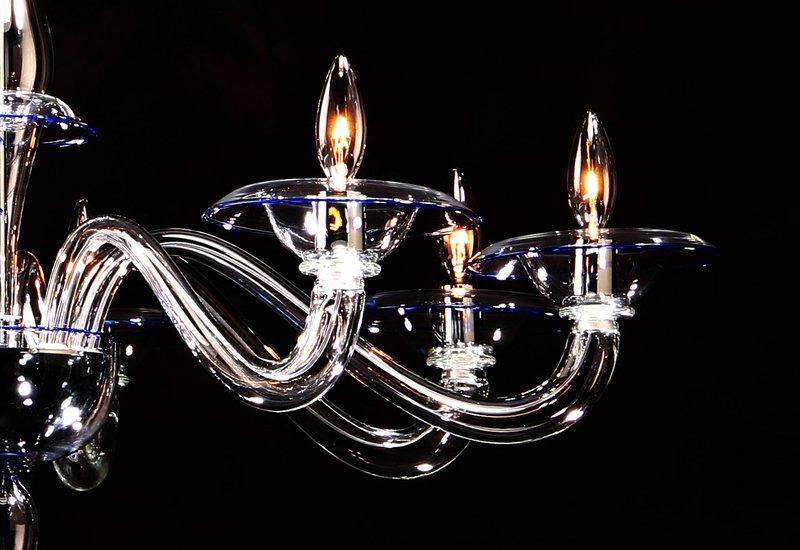 Venetian chandelier decorative crafts treniq 3