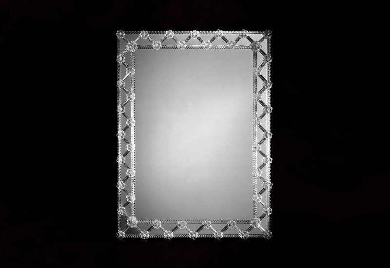 Venetian knot mirror decorative crafts treniq 1