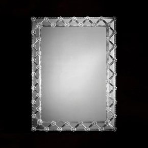 Venetian Knot Mirror - Decorative Crafts - Treniq