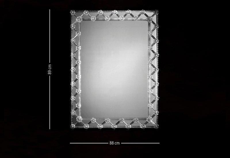 Venetian knot mirror decorative crafts treniq 5