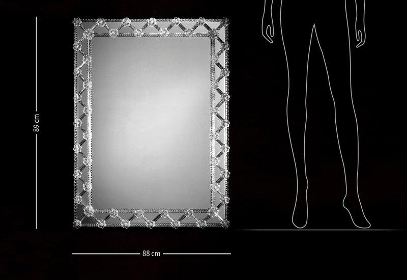 Venetian knot mirror decorative crafts treniq 6