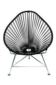 Acapulco Chair On Chrome Frame