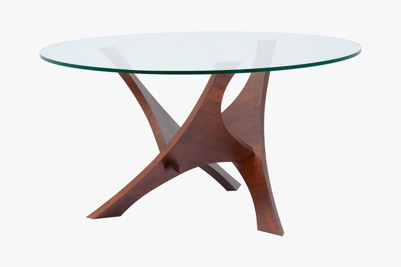 Vela dining table base by lattoog kelly christian designs ltd treniq 1 1508757960078