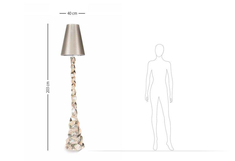 Burj floor lamp cravt original treniq 5