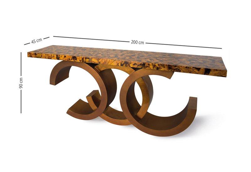 Cs medium side table cravt original treniq 5